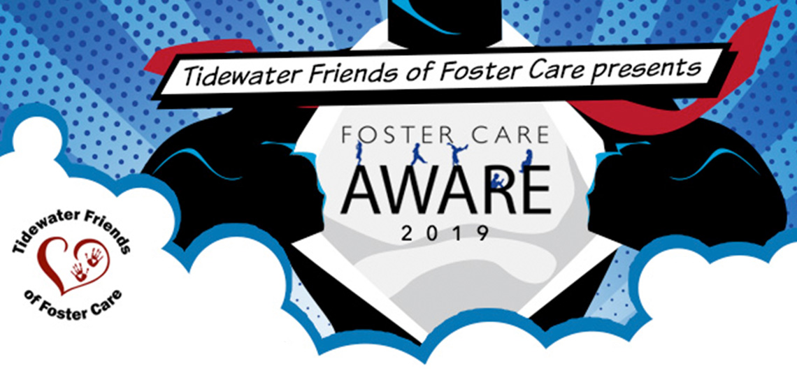 Foster Care Aware 2019 Block Party