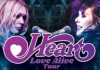 Heart: Love Alive Tour with Joan Jett & the Blackhearts and Elle King