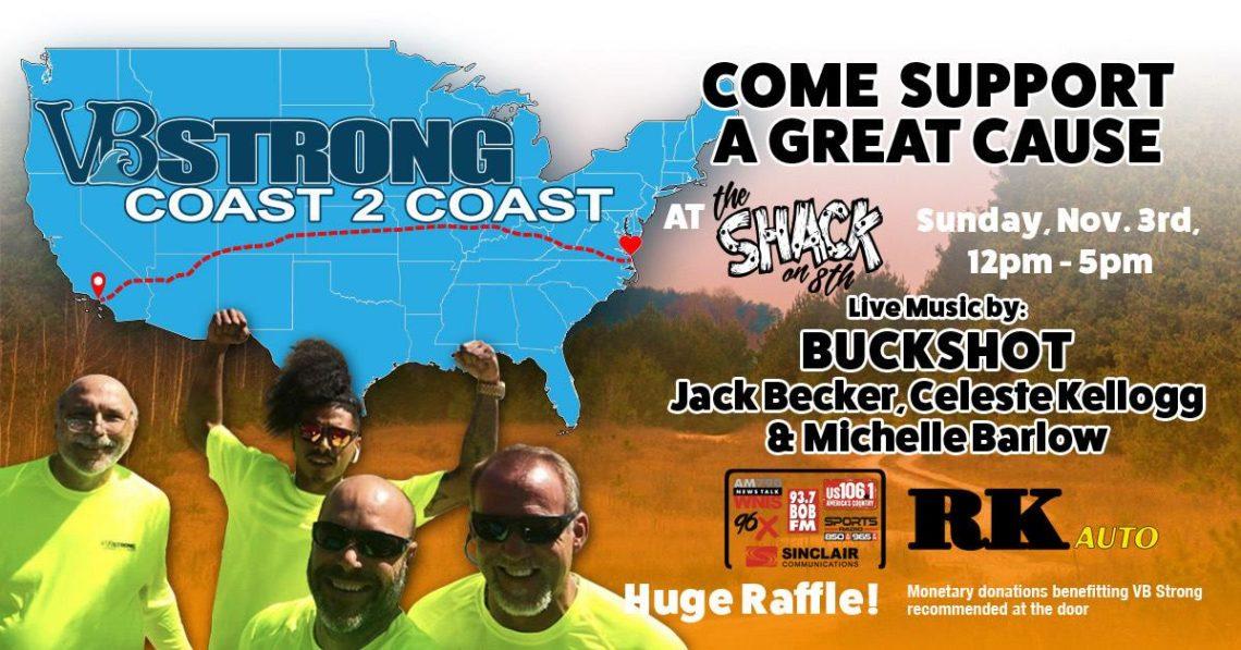 VB Strong Coast 2 Coast