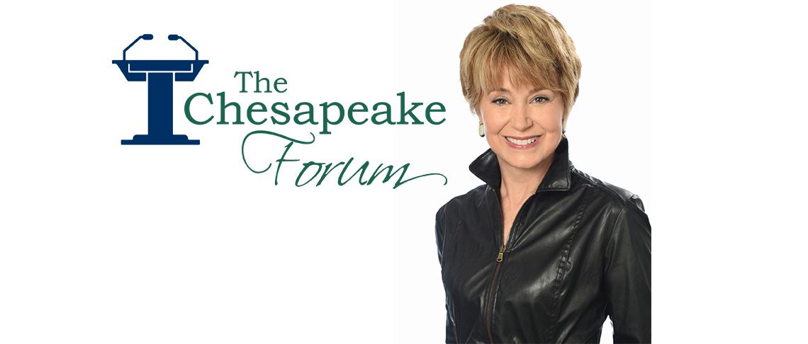 The Chesapeake Forum: Jane Pauley