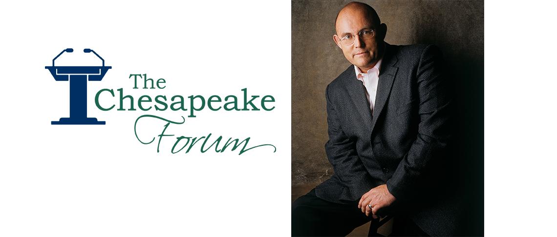 The Chesapeake Forum: Ronan Tynan