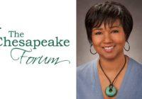 The Chesapeake Forum: Mae Jemison