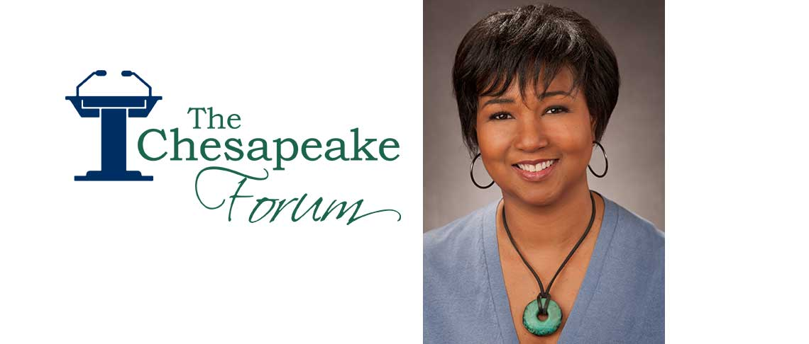 The Chesapeake Forum: Mae Jemison