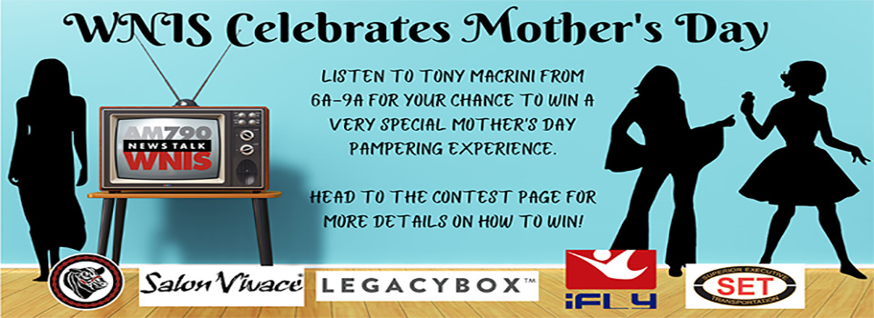 Win a Mother's Day Pampering Experience